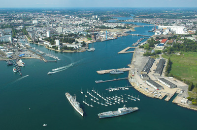 Lorient, France will host the start of The Ocean Race Europe